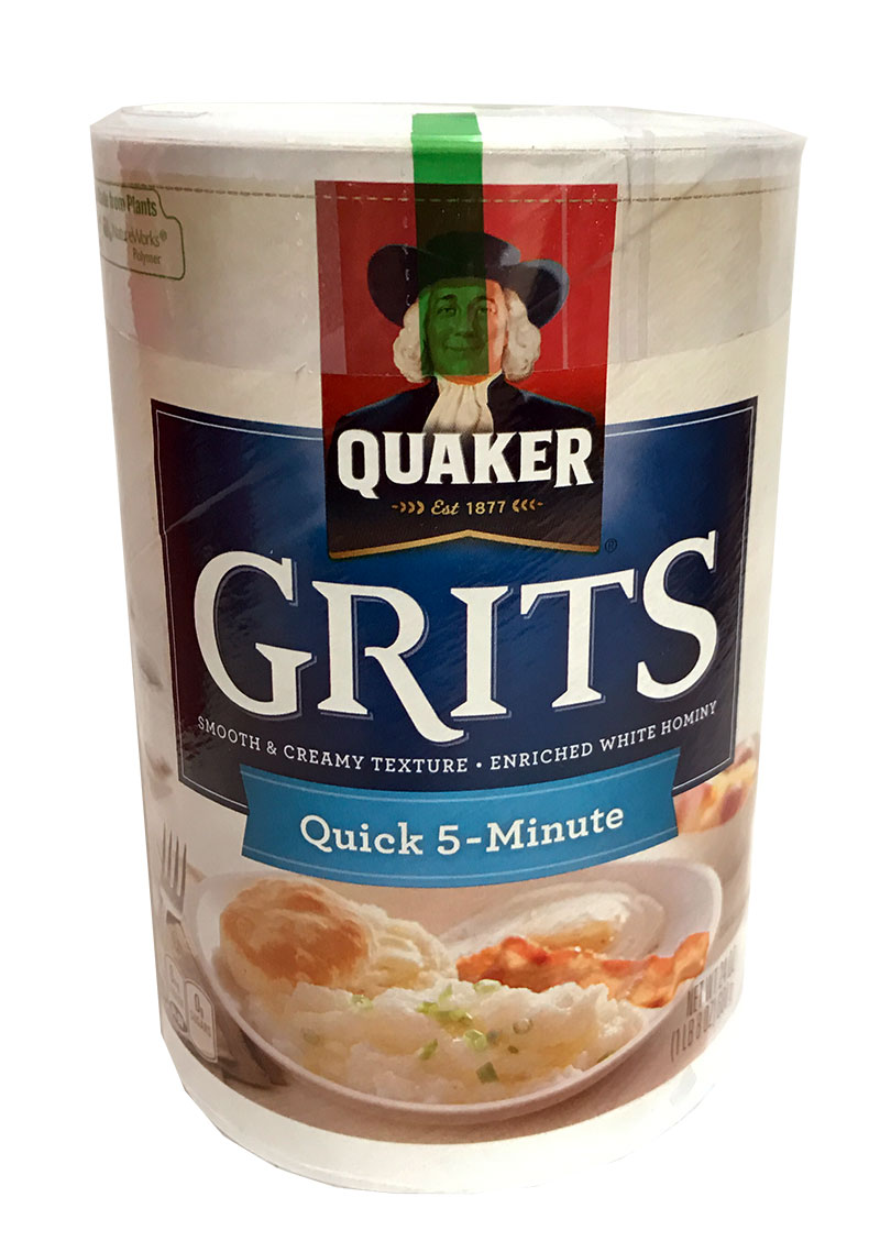 Quaker Instant Grits 680 g