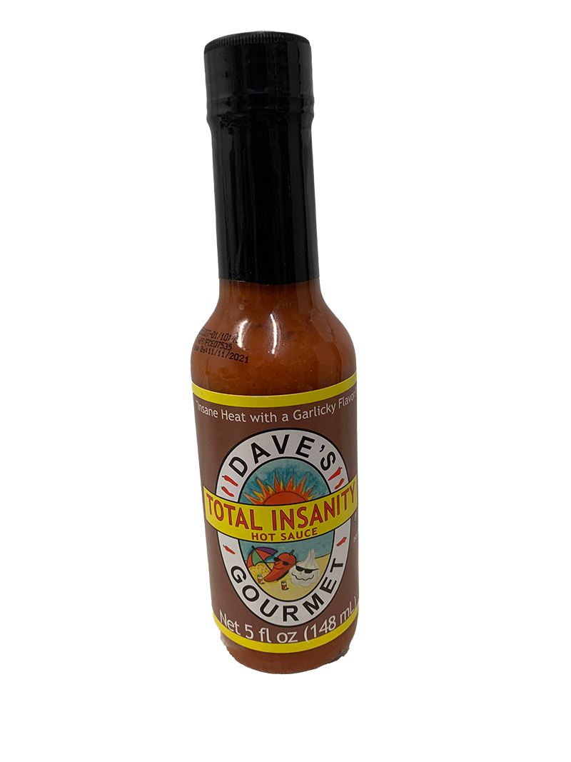 Dave´s Total Insanity Hot Sauce