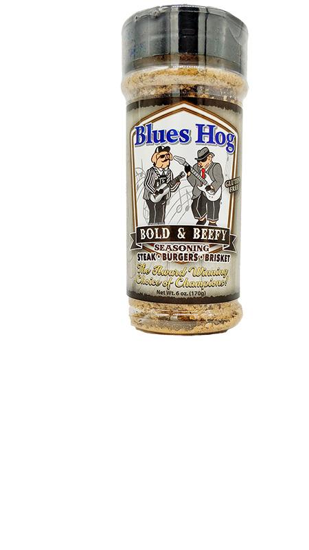Blues Hog Bold & Beefy Steak & Burger Seasoning 170 g (MHD 1/21)