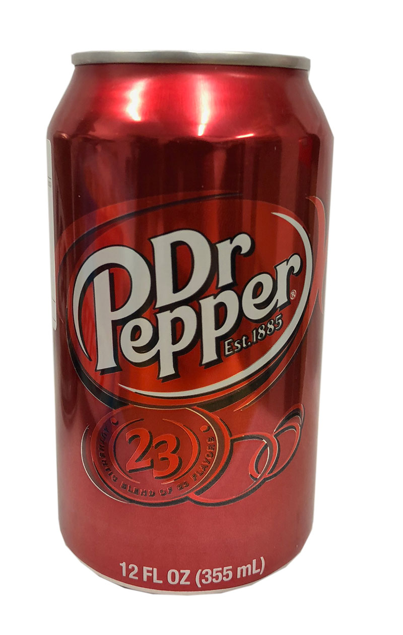 Dr Pepper (zzgl. 0,25 EUR Pfand)