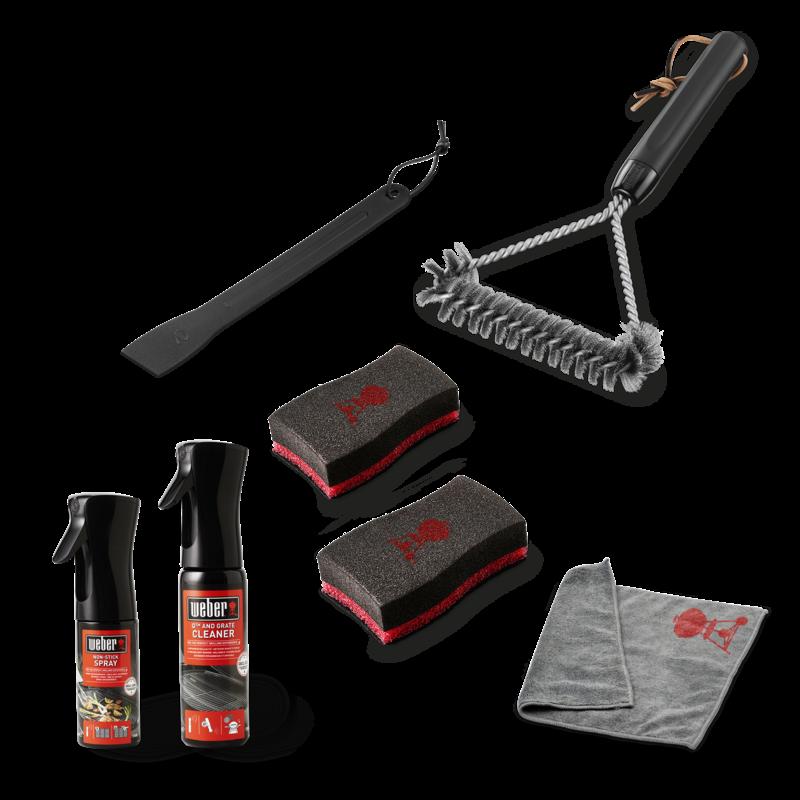 Weber Reinigungs-Set zum Vorteilspreis (Q und Pulse)