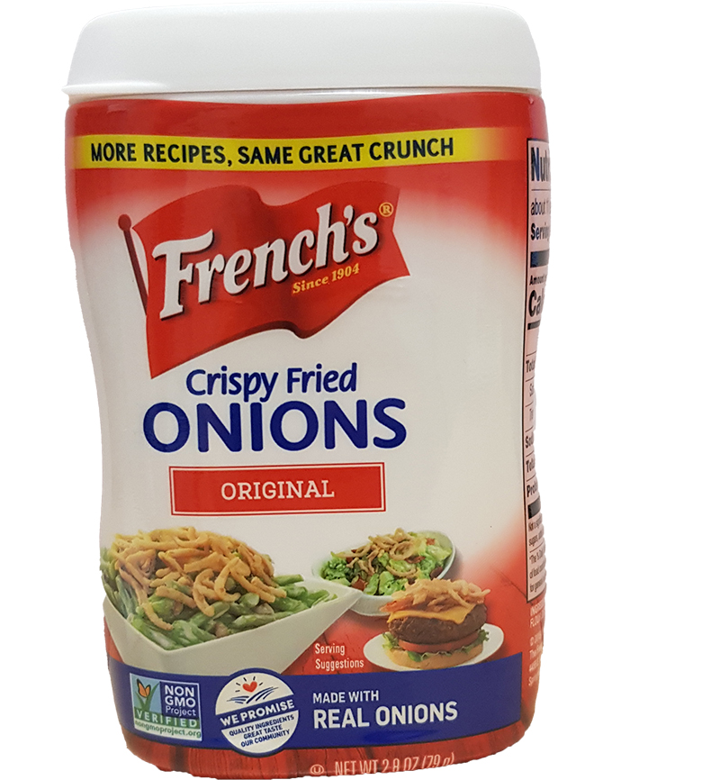French's Crispy Fried Onions 79g