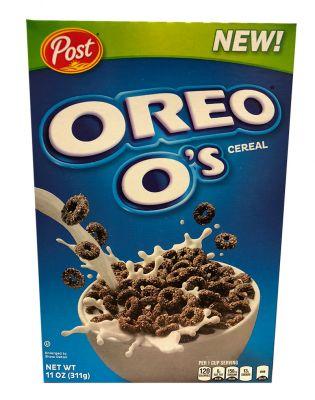 OREO O's Cereal  (MHD 03.06.2021)