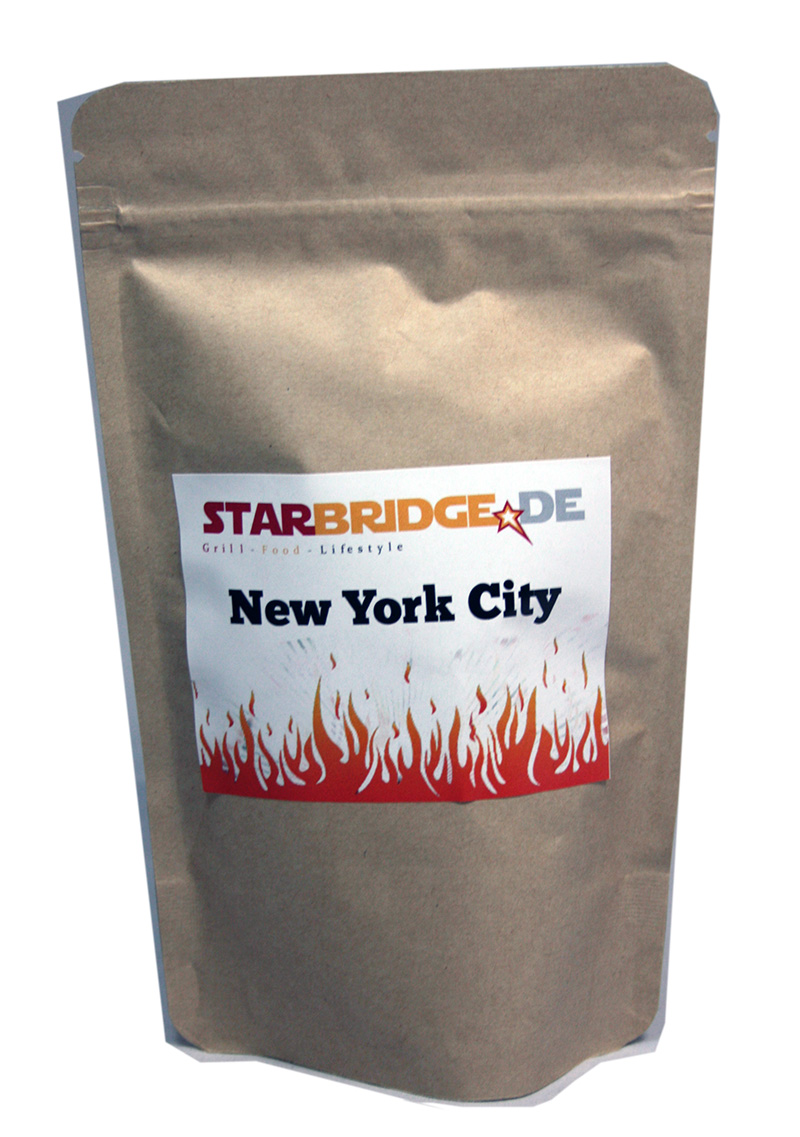 Starbridge NY. City Rub (MHD 15.02.2020)