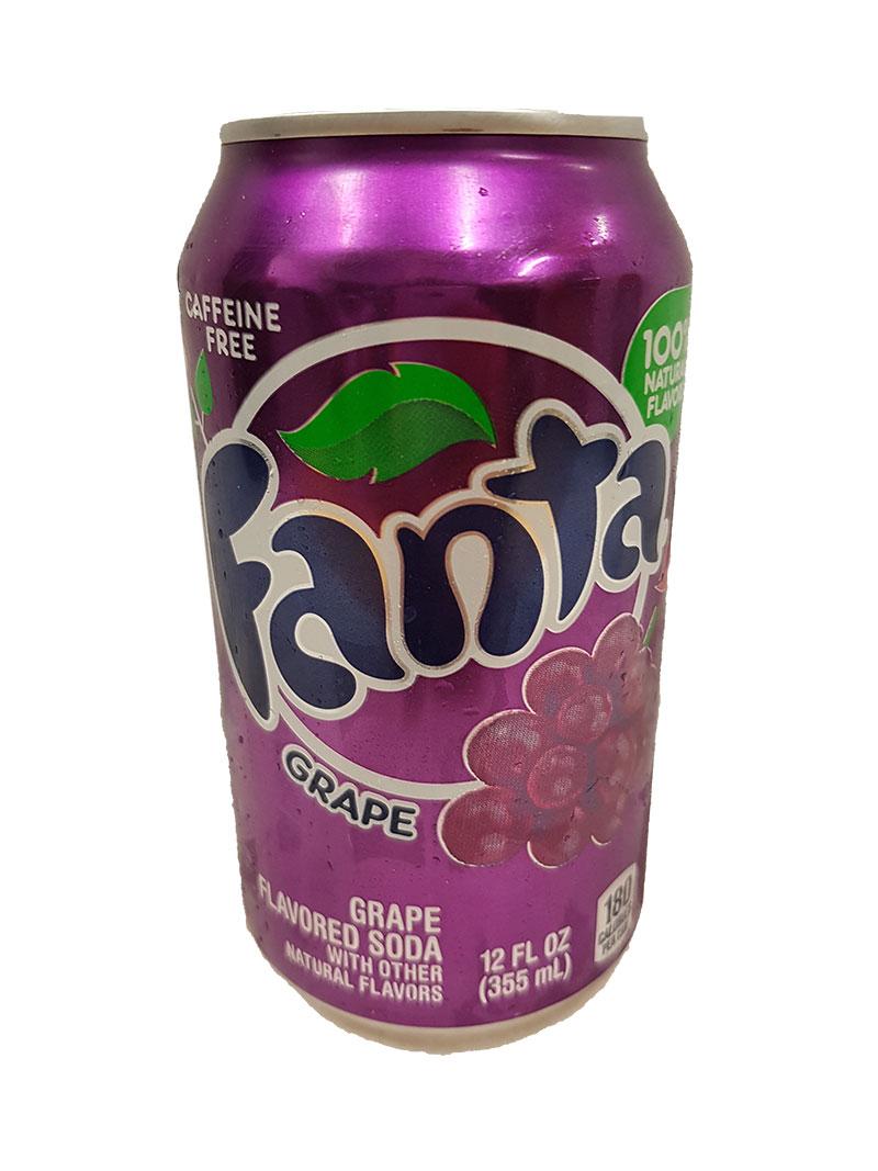 Fanta Grape (zzgl. 0,25 EUR Pfand)