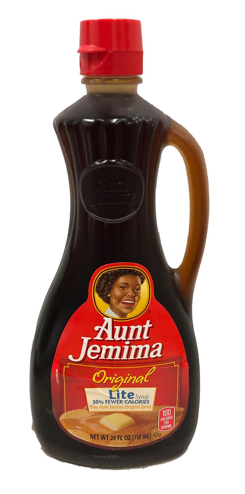 Aunt Jemima Lite Syrup - 710ml
