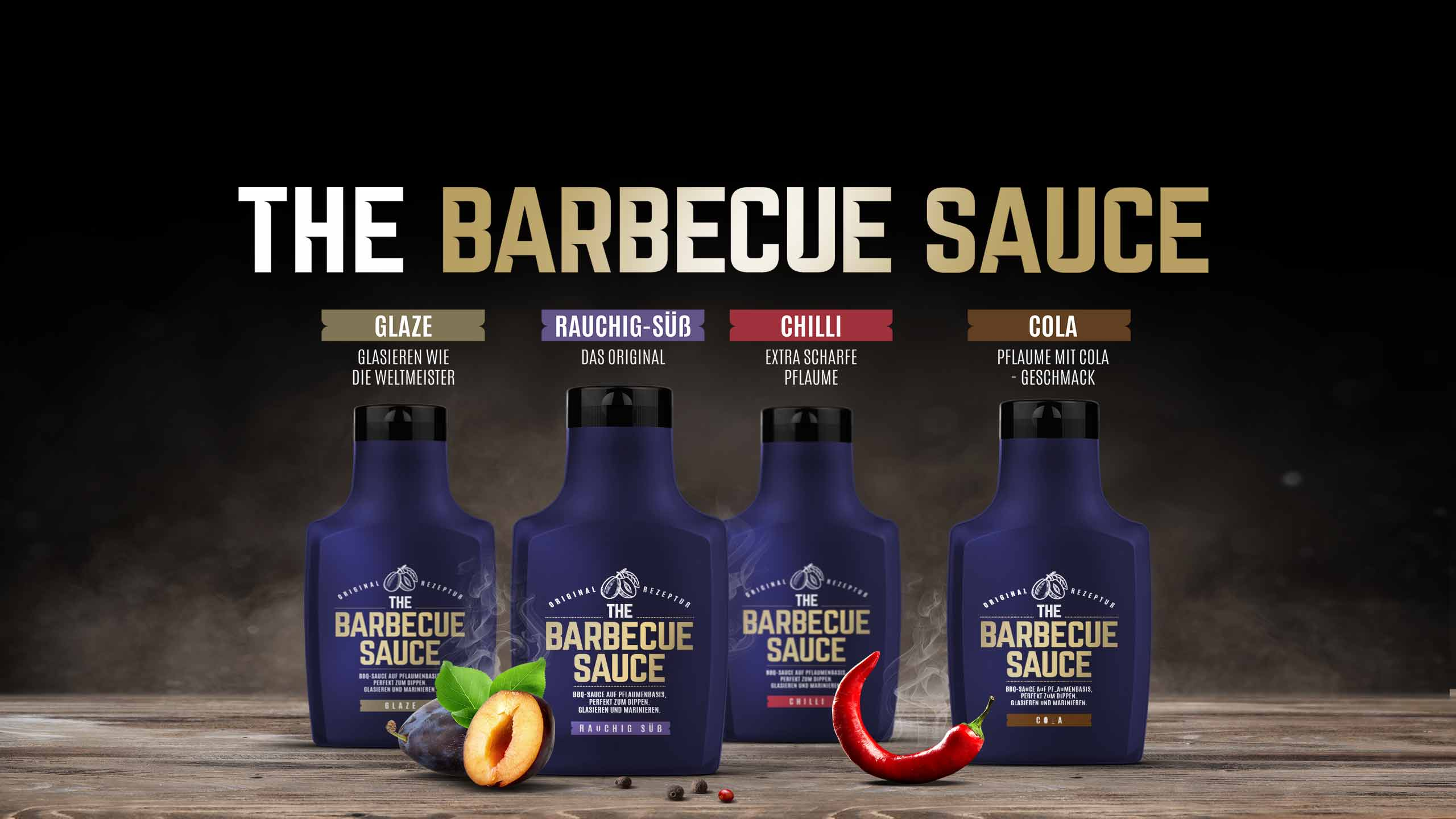 The Barbecue Sauce - Geschenkset