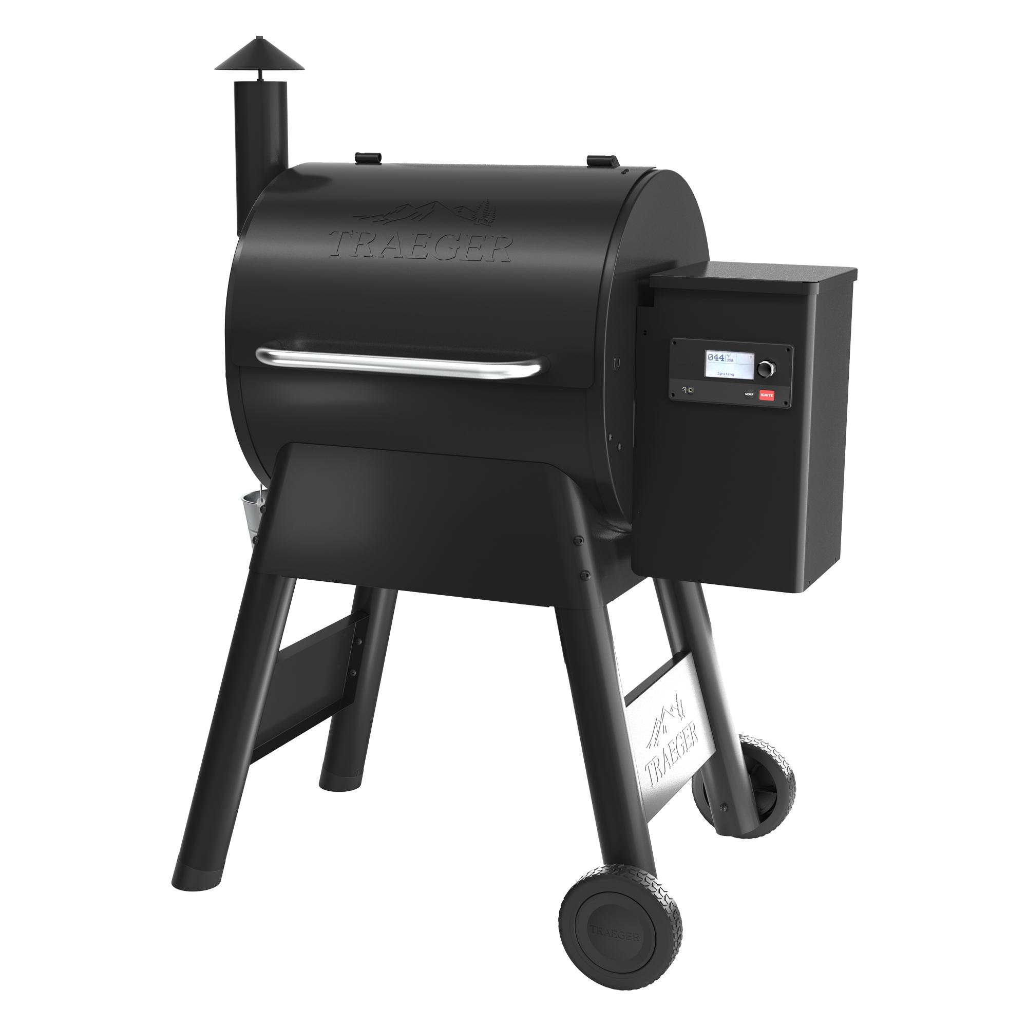 Traeger Pelletgrill Pro D2 575 - Black