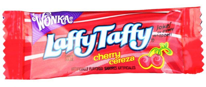LaffyTaffy cherry cereza