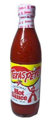 Texas Pete Hot Sauce Original 355ml