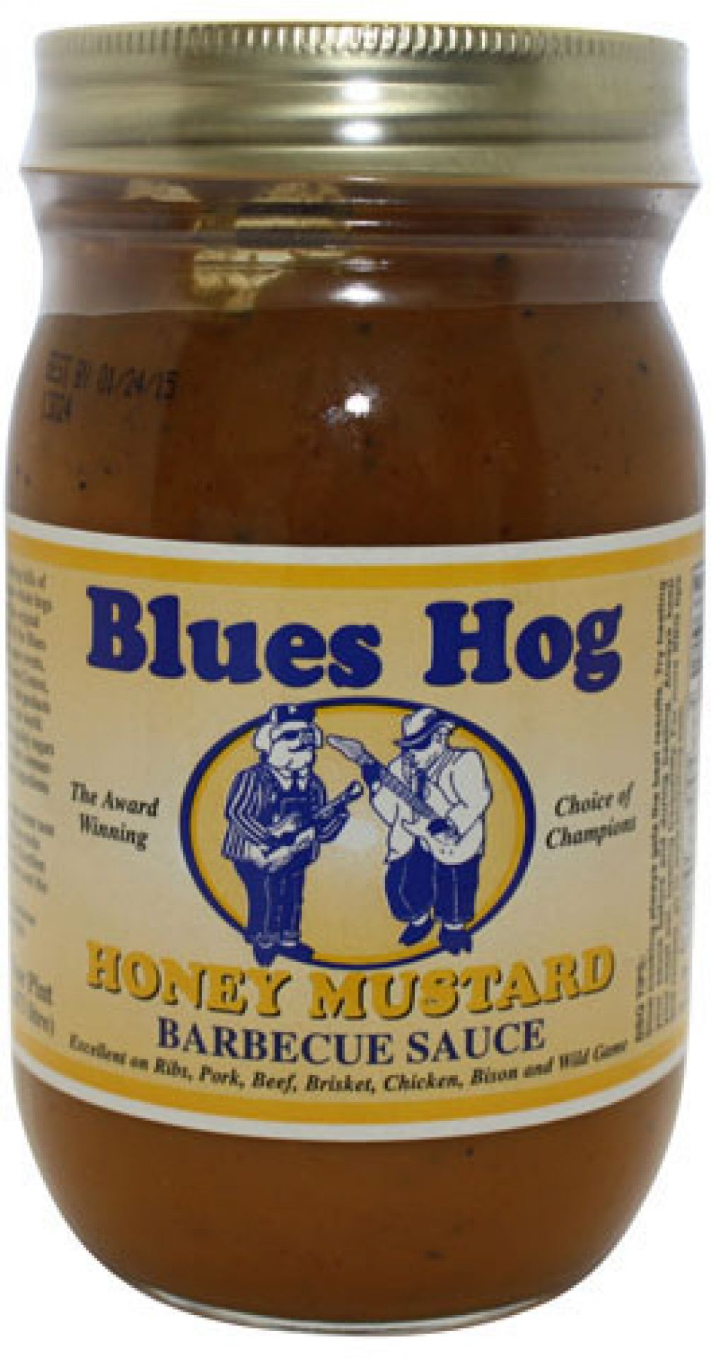Original Blues Hog Honey Mustard Sauce