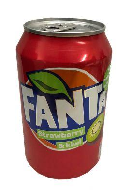 Fanta Strawberry & Kiwi (zzgl. 0,25 EUR Pfand)