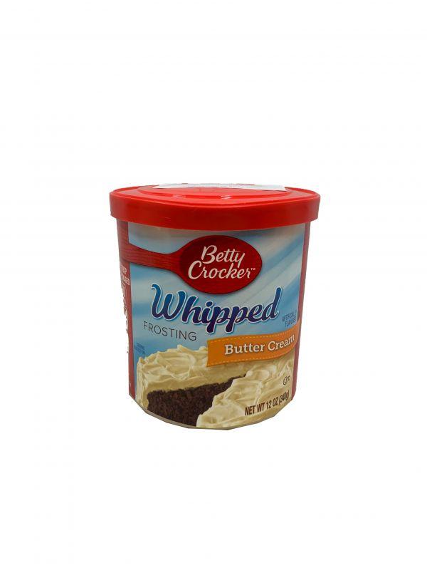 Betty Crocker Whipped Frosting - Butter Cream