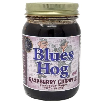 Blues Hog Raspberry Chipotle Barbecue Sauce Pint
