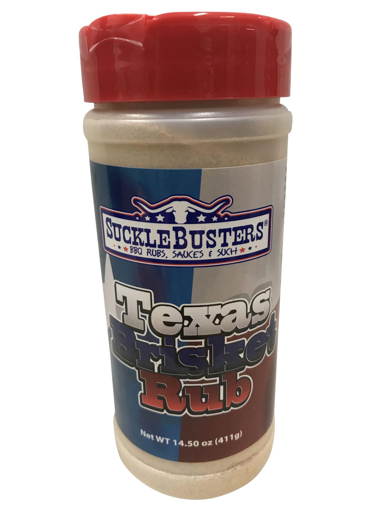 Suckle Busters Texas Brisket Rub 411g