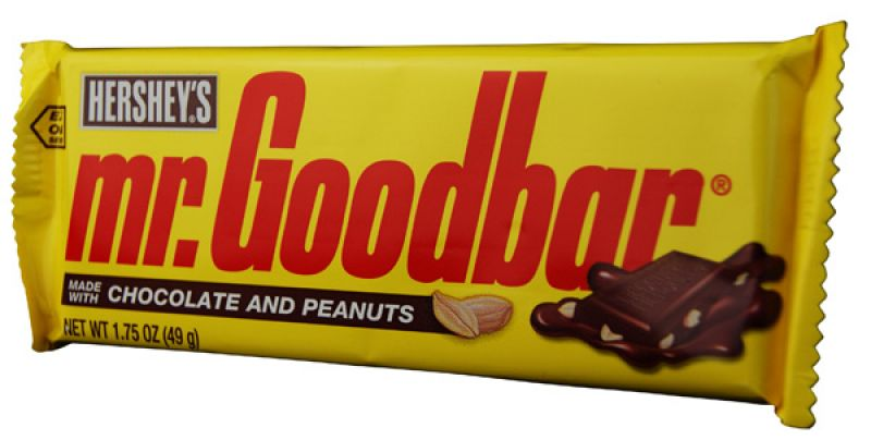Hershey Mr Goodbar