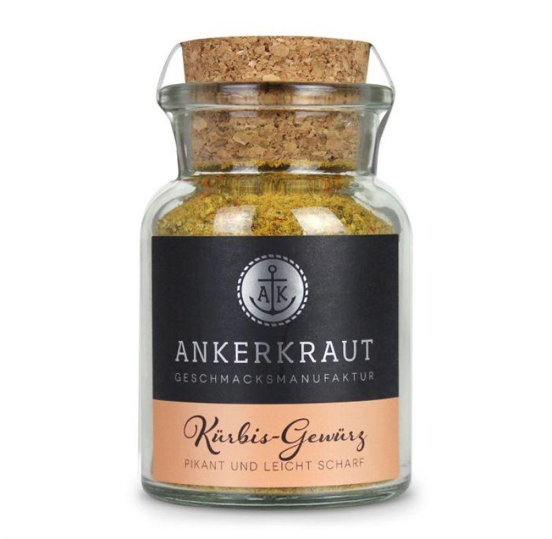 Ankerkraut Kürbis-Gewürz (Korkenglas)
