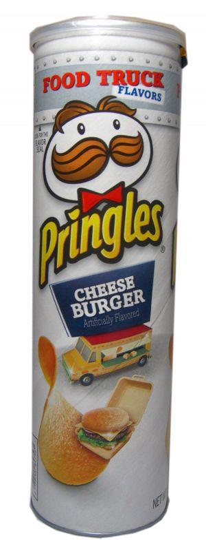 Pringles Cheeseburger