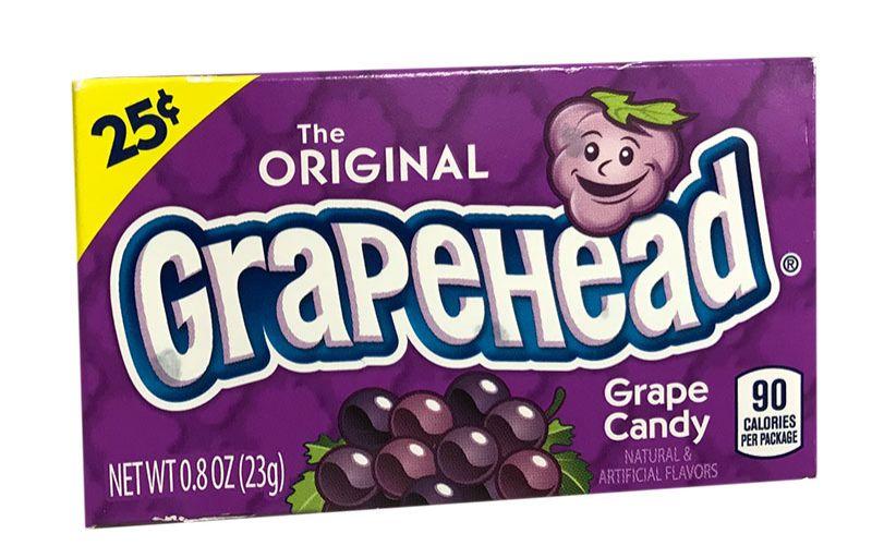 Ferrara Grape Heads (23 g)