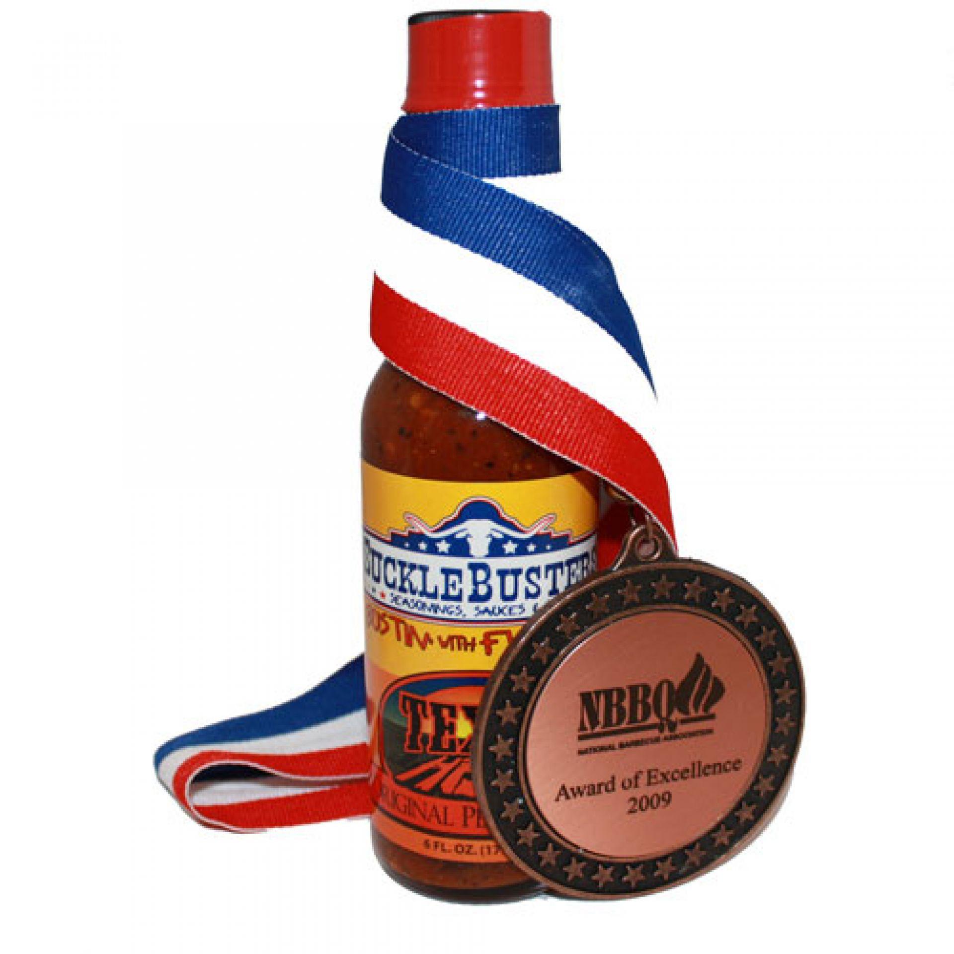 Suckle Busters Texas Heat Original Pepper Sauce