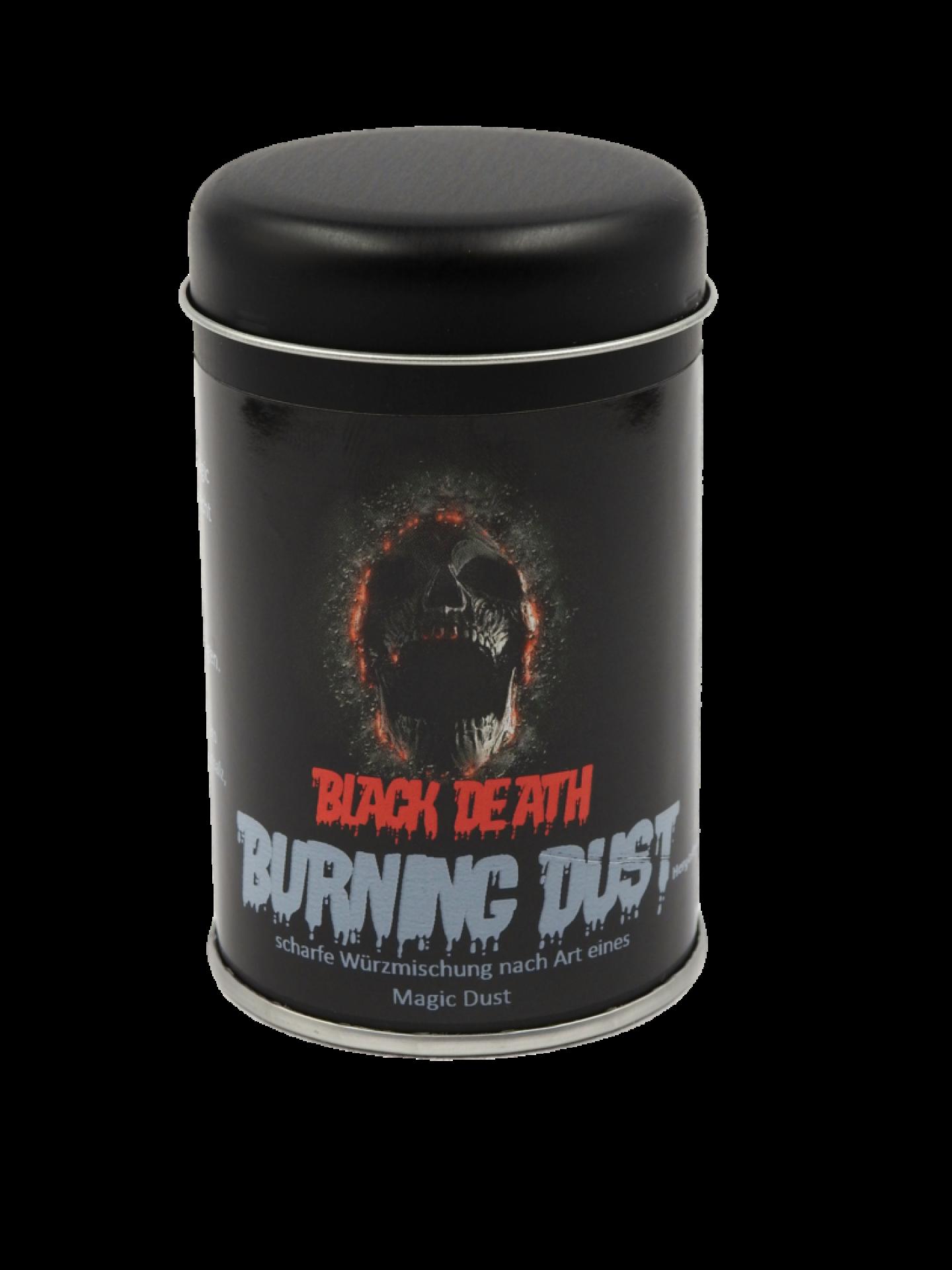 Black Death Burning Dust (Streuer 120g)