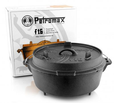 Petromax Dutch Oven ft6 ohne Füße
