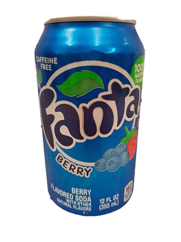 Fanta Berry (zzgl. 0,25 EUR Pfand)