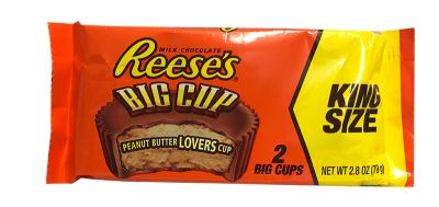 Reese´s Big Cup Peanut Butter King Size