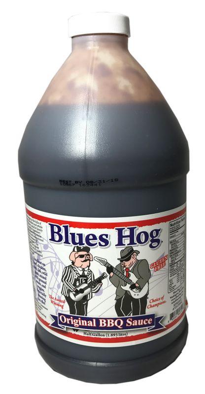 Blues Hog Original Barbecue Sauce 1893g (Half Gallon 1,89 l)