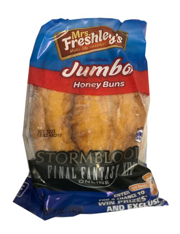 Mrs. Freshley's Jumbo Honey Bun