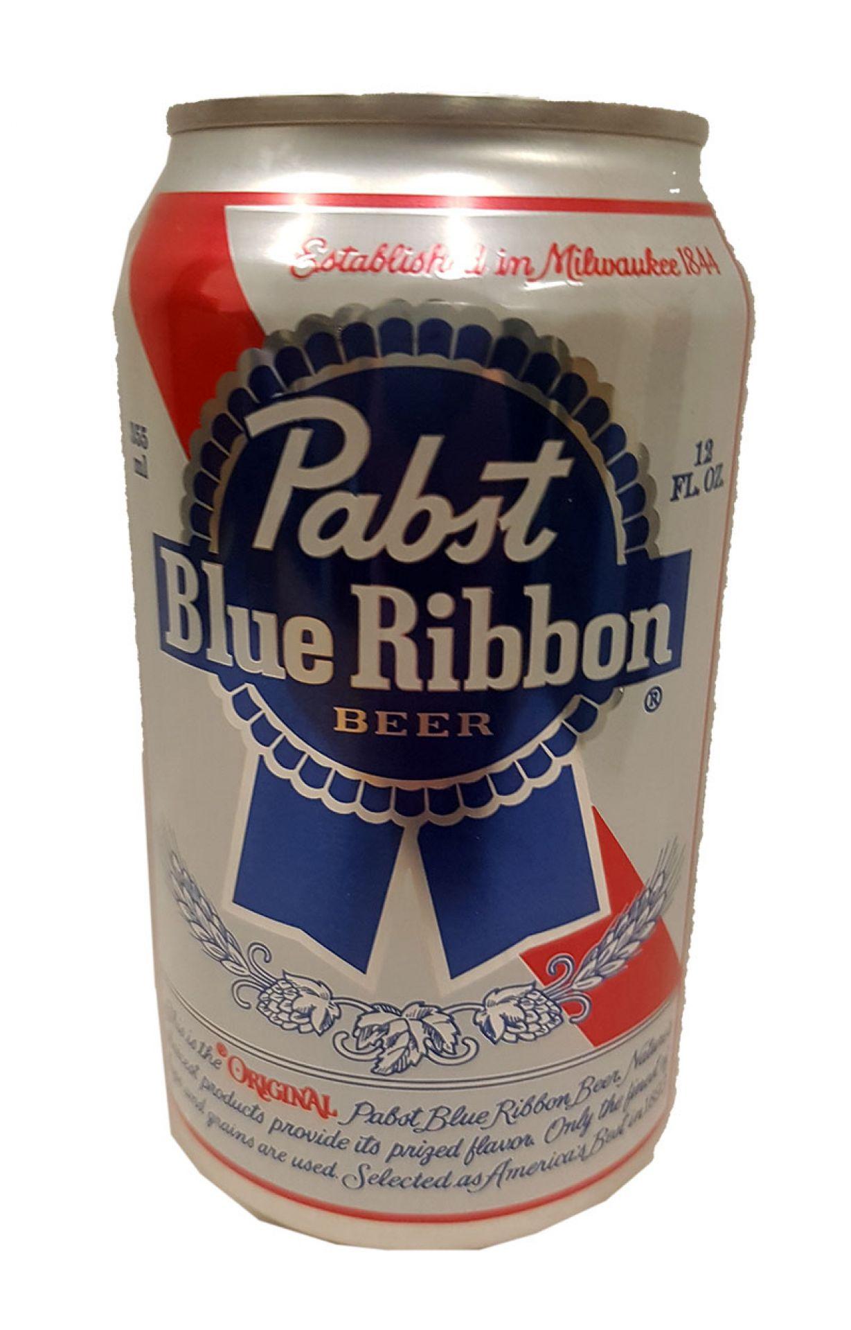 Pabst Blue Ribbon (zzgl. 0,25? Pfand)