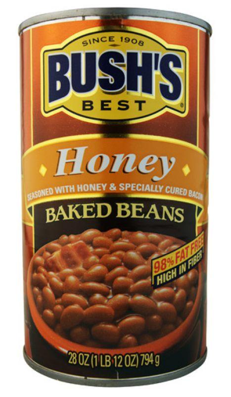 Bush's Baked Beans Best Honey