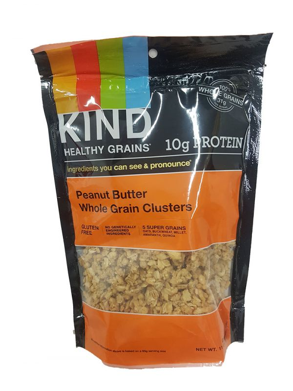 Kind Peanut Butter Whole Grain Clusters 312 g