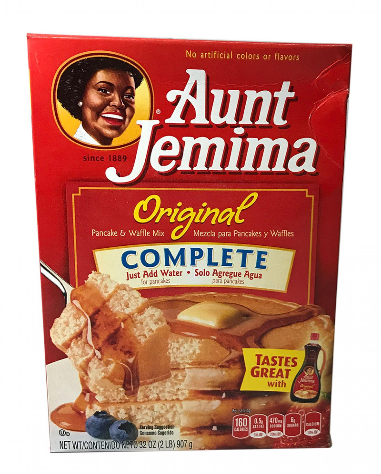 Aunt Jemima Complete Pancake Mix 907 g