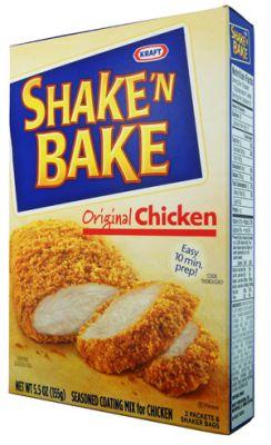 Shake 'n' Bake Chicken