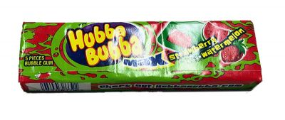 Hubba Bubba Max Strawberry Watermelon Gum