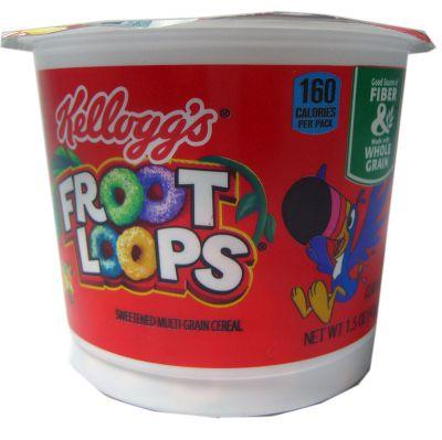 Kellogs Froot Loops Cup