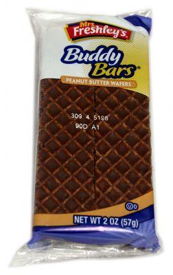 Mrs. Freshley's Buddy Bars Twin Packs