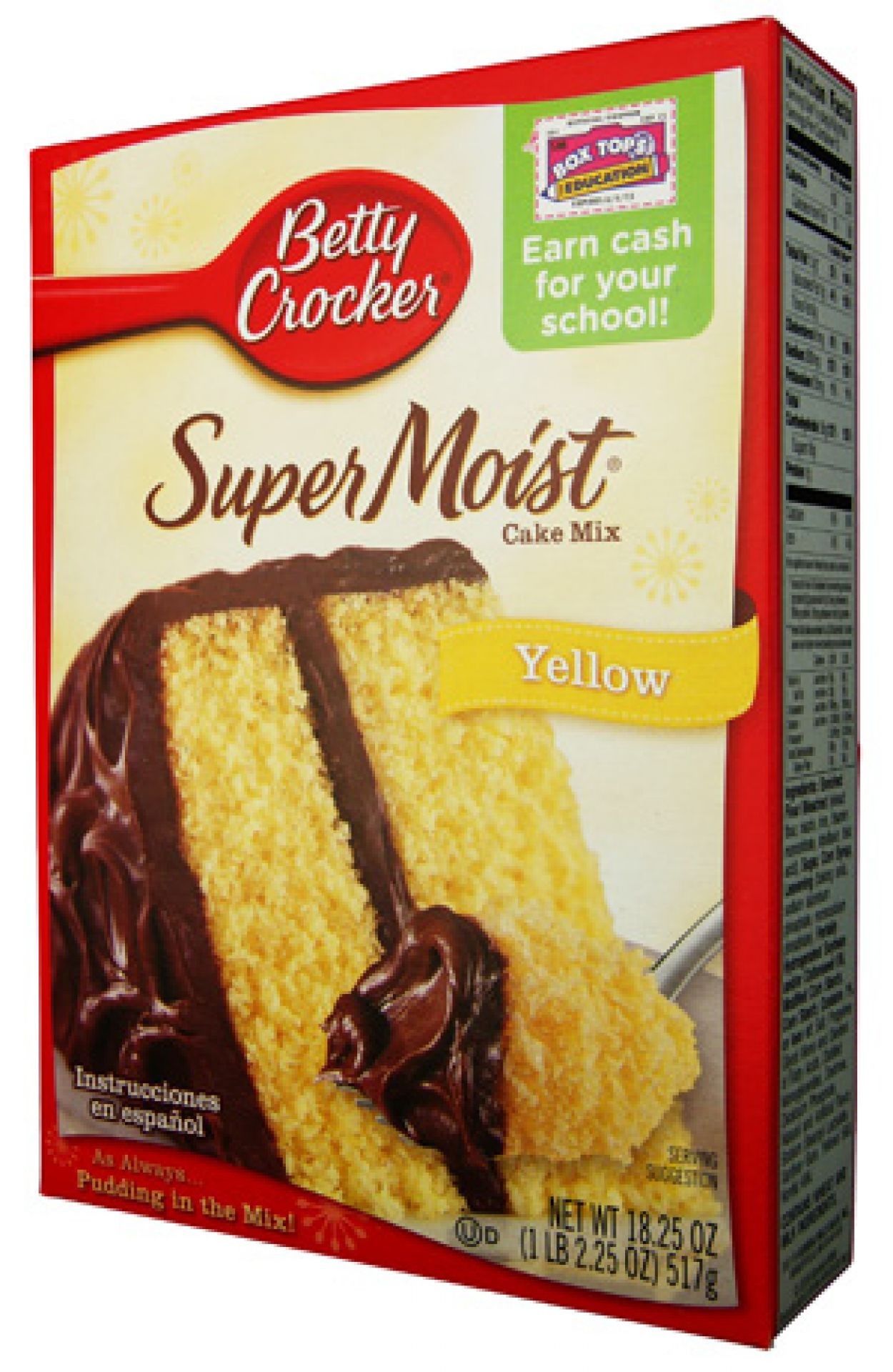 Betty Crocker Yellow Cake