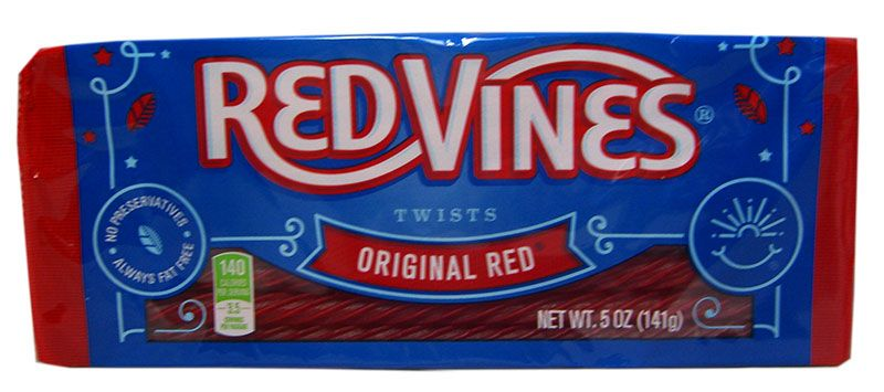 Red Vines Orginal Red Twists