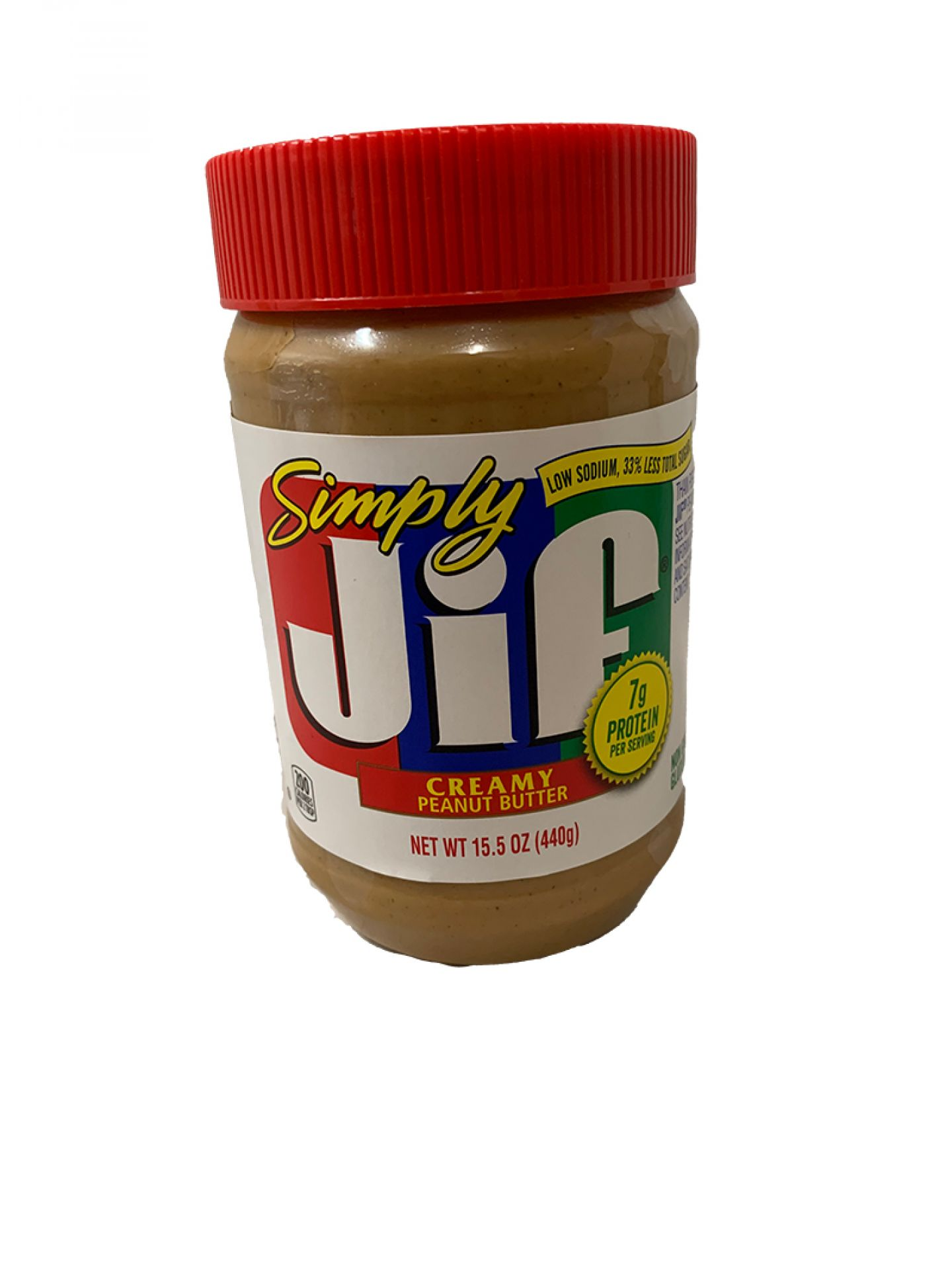 JIF Peanut Butter Simply Creamy 440g