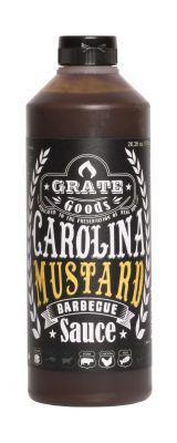 Grate Goods Carolina Mustard BBQ Sauce 775ml
