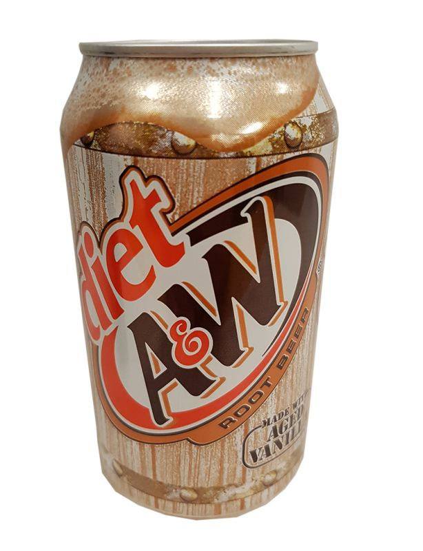 A&W Diet Rootbeer (zzgl. 0,25EUR Pfand)