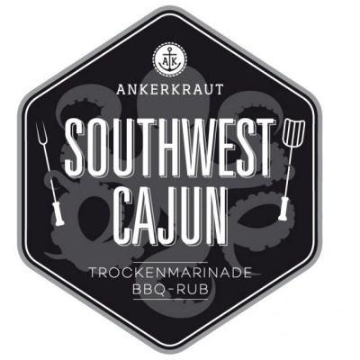 Ankerkraut Southwestern Cajun (Streuer) 170 g