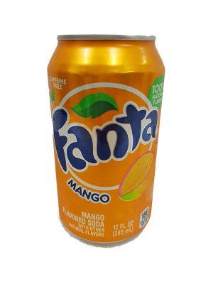 Fanta Mango (zzgl. 0,25 EUR Pfand)