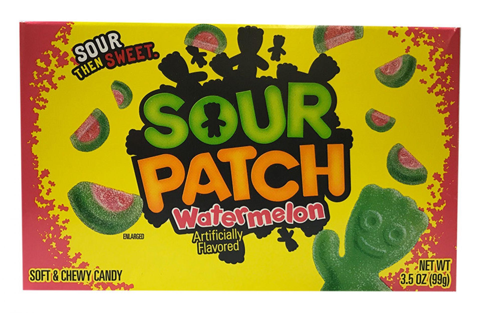 Sour Patch Watermelon Cinemabox