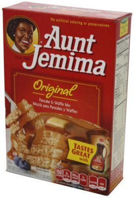 Aunt Jemima Pancake Mix Original 453g
