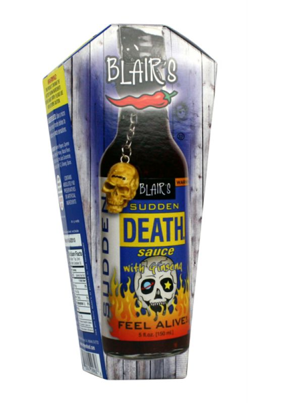 Blair´s Death Rain Sudden Death Sauce
