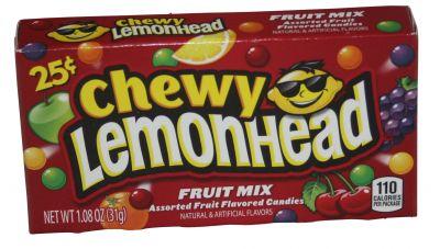 Ferrara Chewy Lemonhead Fruit Mix