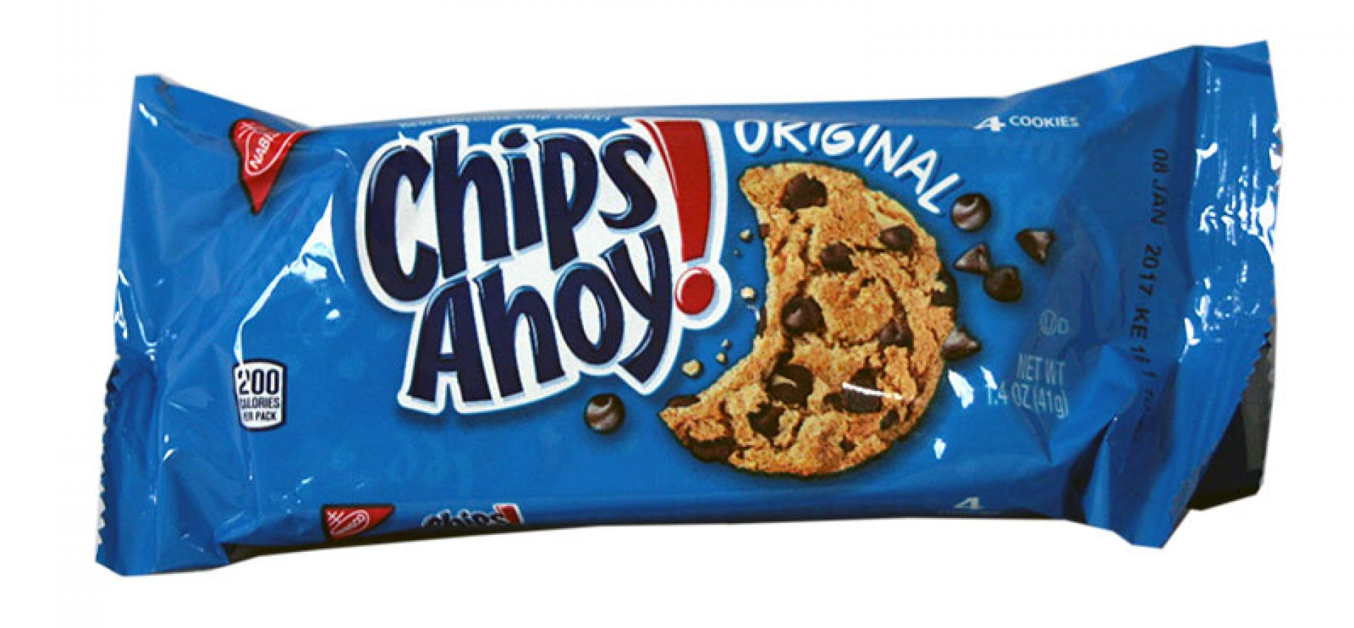 Chips Ahoy! Chocolate Chip Cookies (44gr)